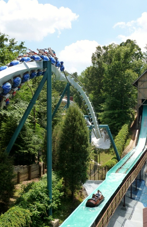 Busch Gardens Williamsburg—Europe on $64+ a Day!   R. Doug Wicker ...