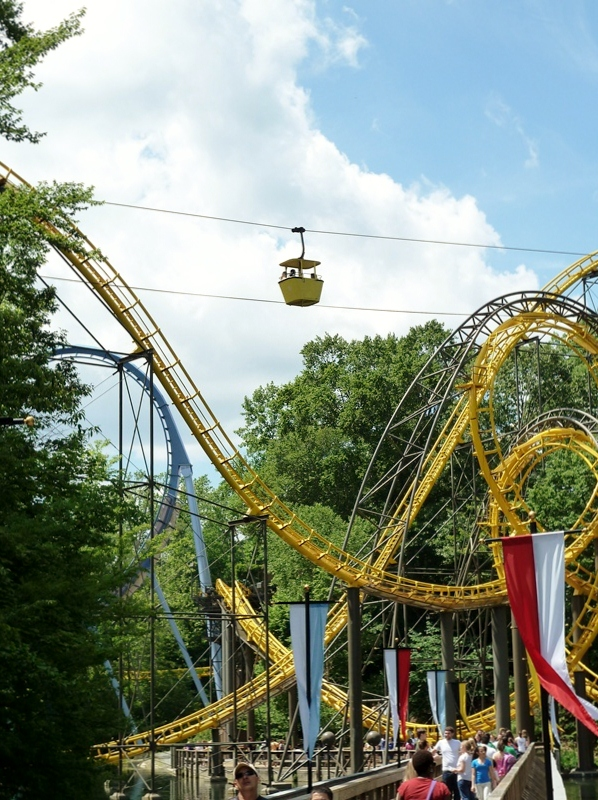 Busch Gardens Williamsburg—Europe on $64+ a Day! | R. Doug Wicker ...
