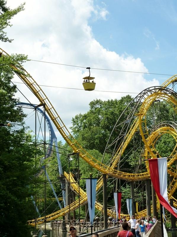 Busch Gardens Williamsburg Europe On 64 A Day R Doug