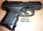 Walther P99c AS—Right Profile