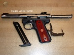 Ruger Mark III Hunter Disassembled View 1