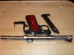 Ruger Mark III Hunter Disassembled View 2