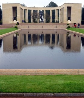 Normandy American Cemetery and Memorial