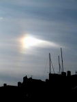 Sun dog extraodinaire