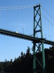 Lion's Gate Bridge Vancouver 02