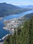 Mount Roberts overlooking Juneau 09