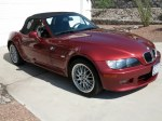 BMW Z3 — Top Up