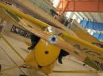 J-3 Cub with Wooden Propeller