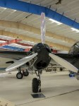 A Sight You Don't Want to See Behind You — Lockheed P-38 Lightening