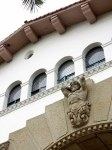 Courthouse details