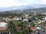 Santa Barbara in the distance