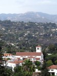 The views from the bell tower