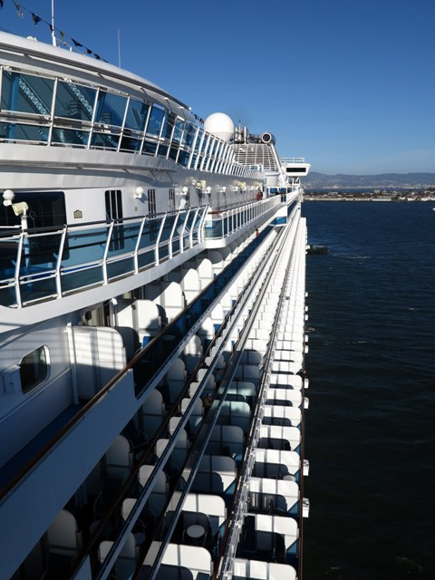 Cruising The West Coast Aboard The Sapphire Princess R Doug Wicker Author
