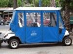 A Chauffeured Autoette