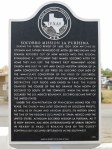 Socorro Mission Plaque