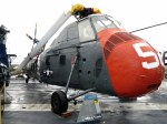 Sikorsky H-34 — one of the last piston-engine military helicopters