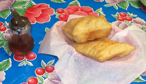 Sopapillas and Warm Honey