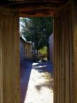 A Courtyard in Mesilla