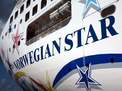 NCL NOrwegian Star