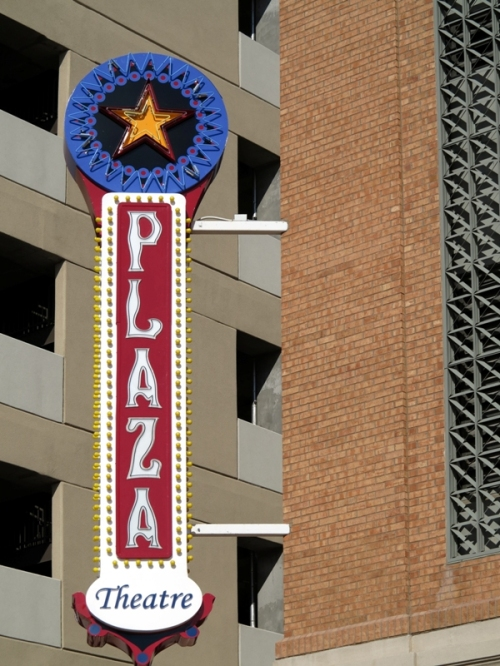Plaza Theatre, El Paso