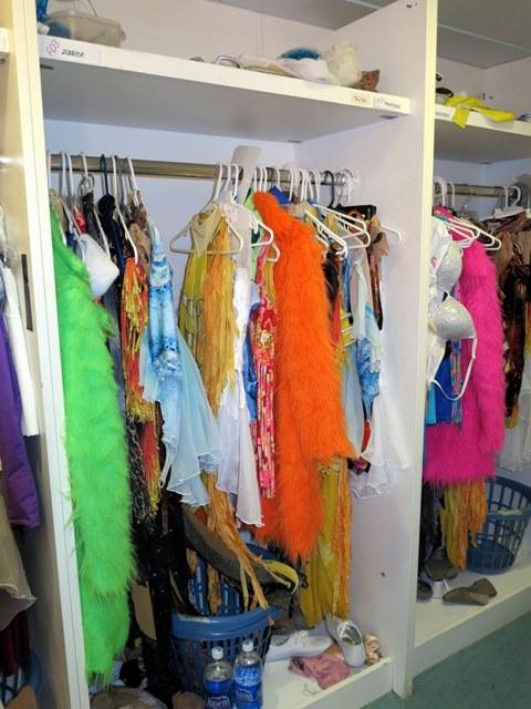 Cramped Closets