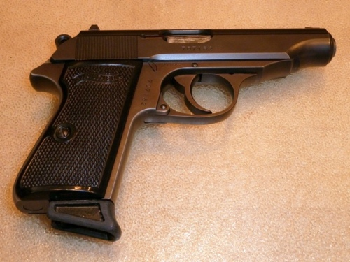 Walther PP in 7.65mm (.32 ACP)