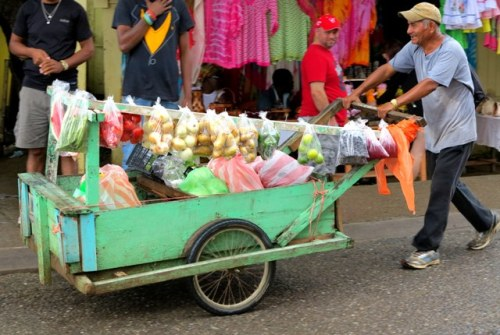 Roatán Pushcart