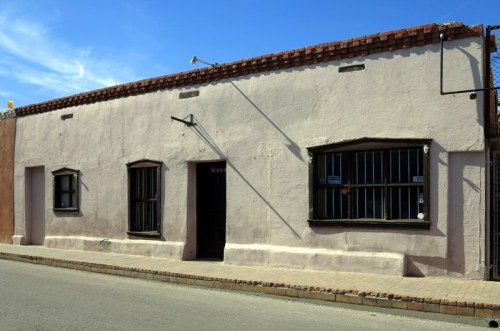 Territorial Building