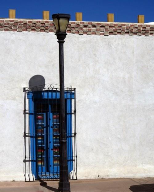 The Back of La Posta de Mesilla
