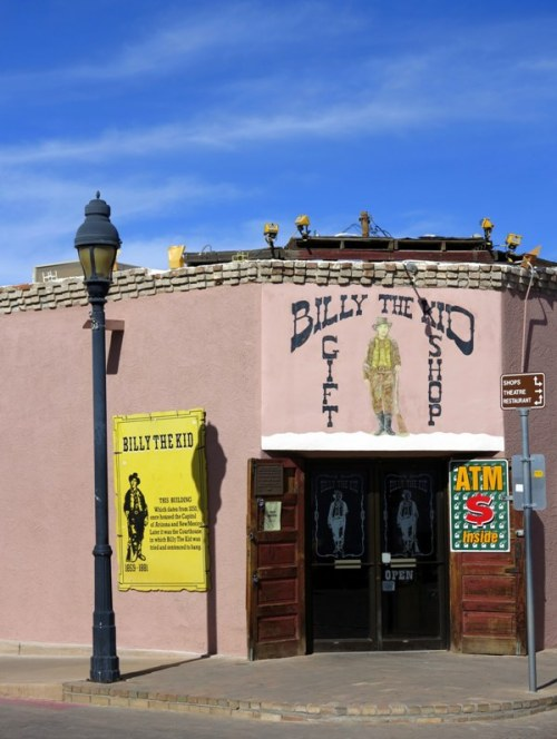 Billy the Kid Gift Shop