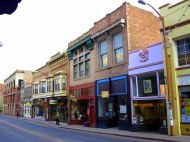 Old-Style Storefronts