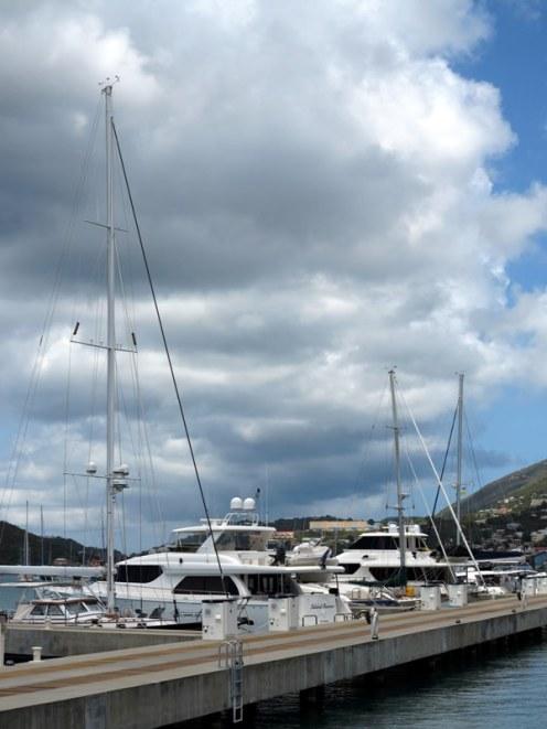 Saint Thomas Yachts