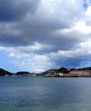 Clouds over Long Bay, Saint Thomas