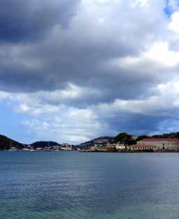 Clouds over Long Bay, Saint Thomas