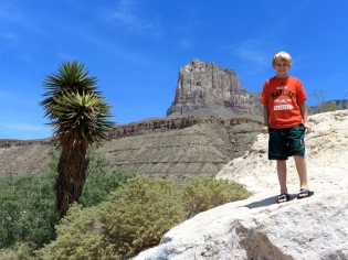 Guadalupe Mountains 5