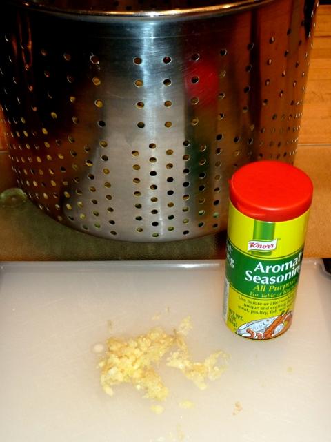 Garlic and Aromat