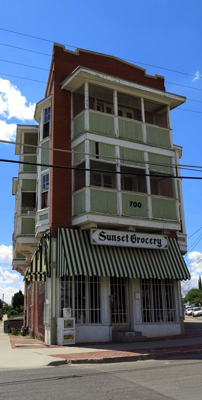 Historic Sunset Heights Grocery