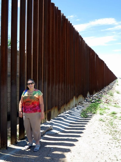 The Infamous Border Fence