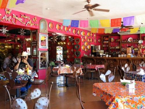 Pink Store Restaurant