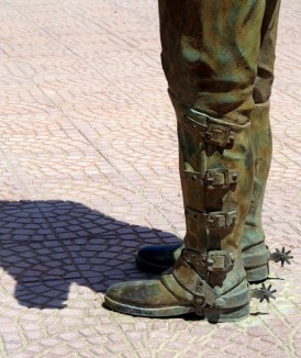 Pancho's Boots and Spurs