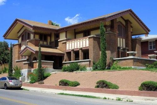 The Henry C. Trost Residence — 1908