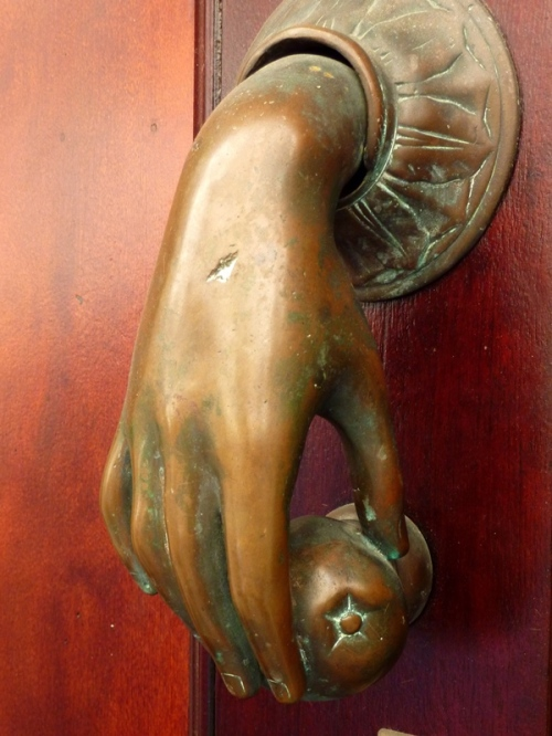 Cadiz — Just One of what turned out to be a Really Great Set of (door) Knockers