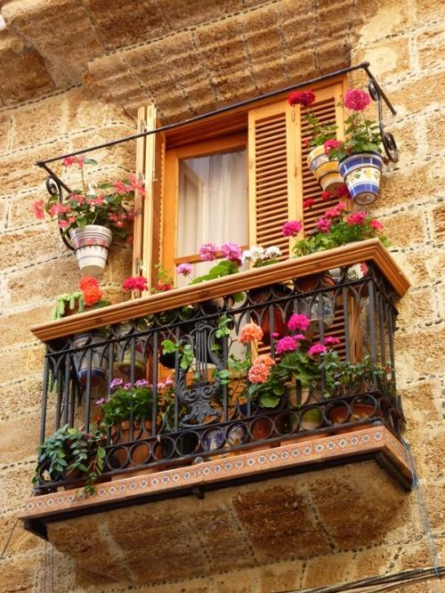 Cadiz Balcony