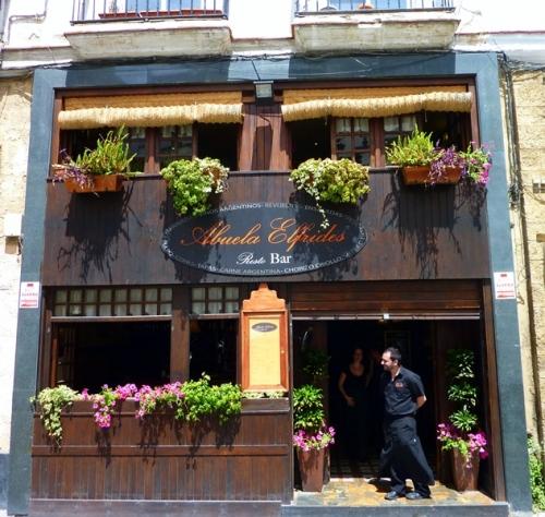 Cadiz Storefront