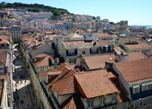 Lisbon Roof Tiles