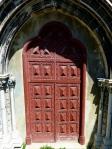 Lisbon Arched Doorway