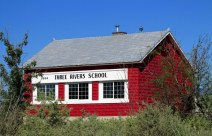 Little Red School House from 1904