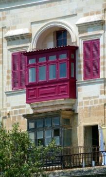 Malta Balcony