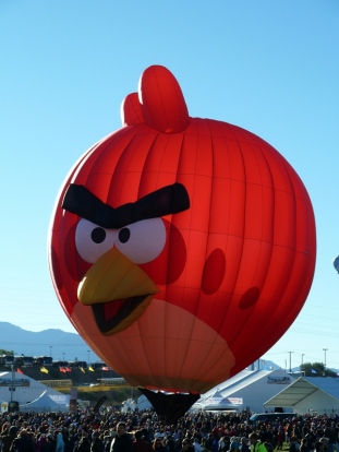 A Very Angry Bird