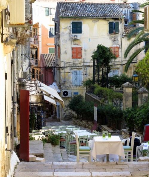 Corfu Café